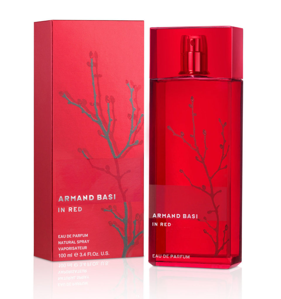 Armand Basi IN Red Тестер 100 мл edp