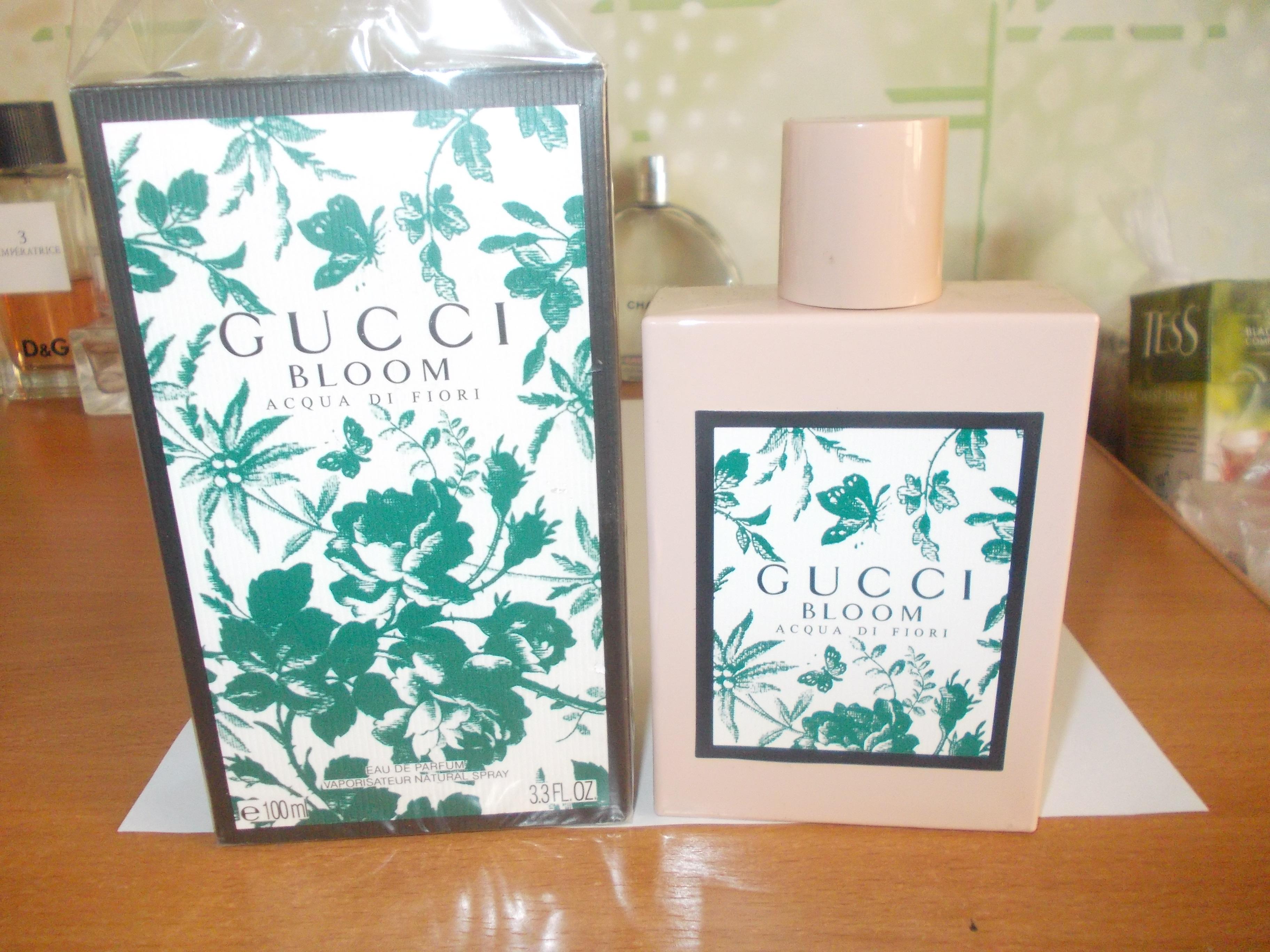 Bloom Acqua Di Fiori Gucci 100мл парфюмерия в красноярске