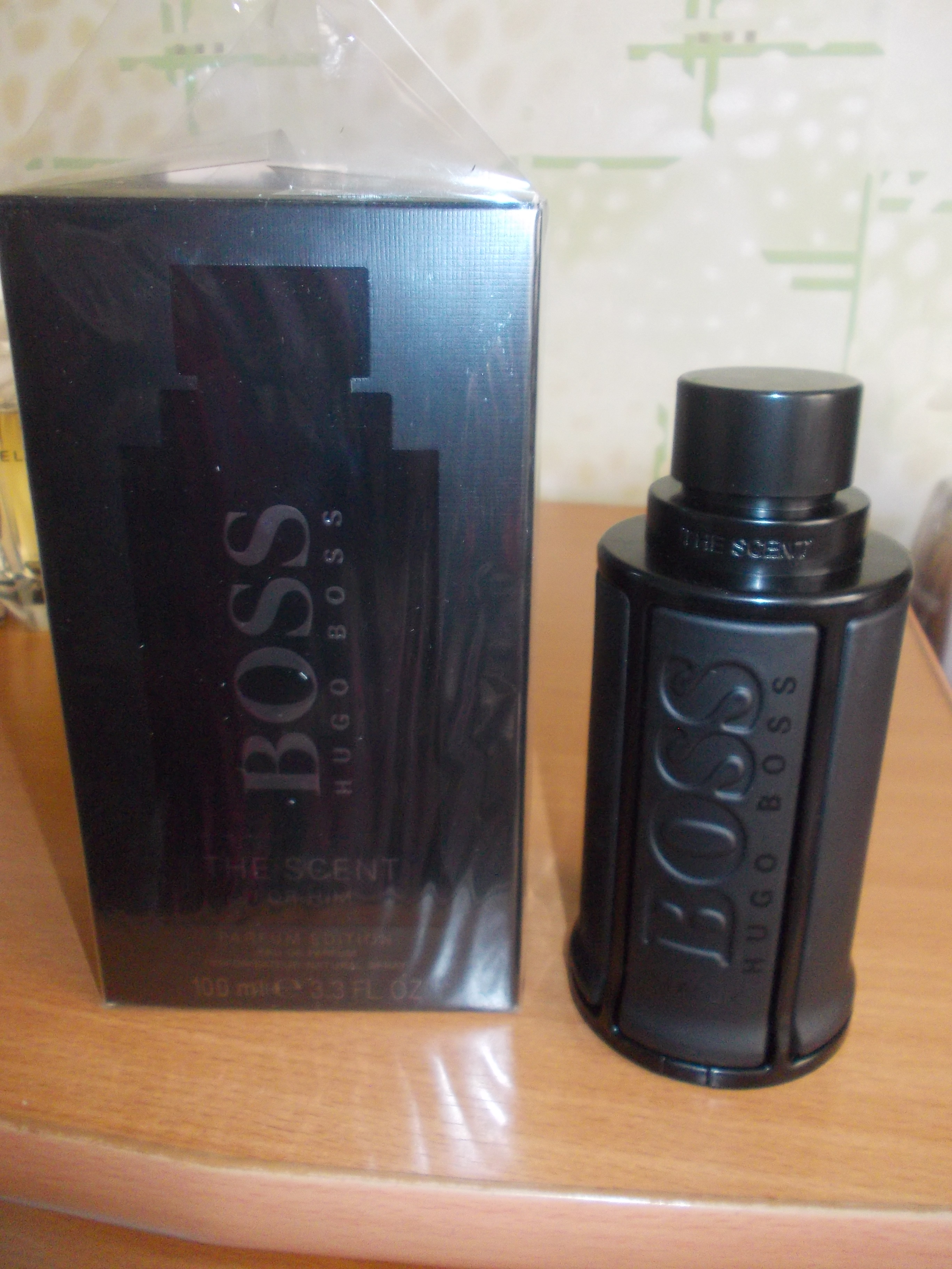 The Scent Parfum Edition Hugo Boss 100мл парфюмерия в красноярске