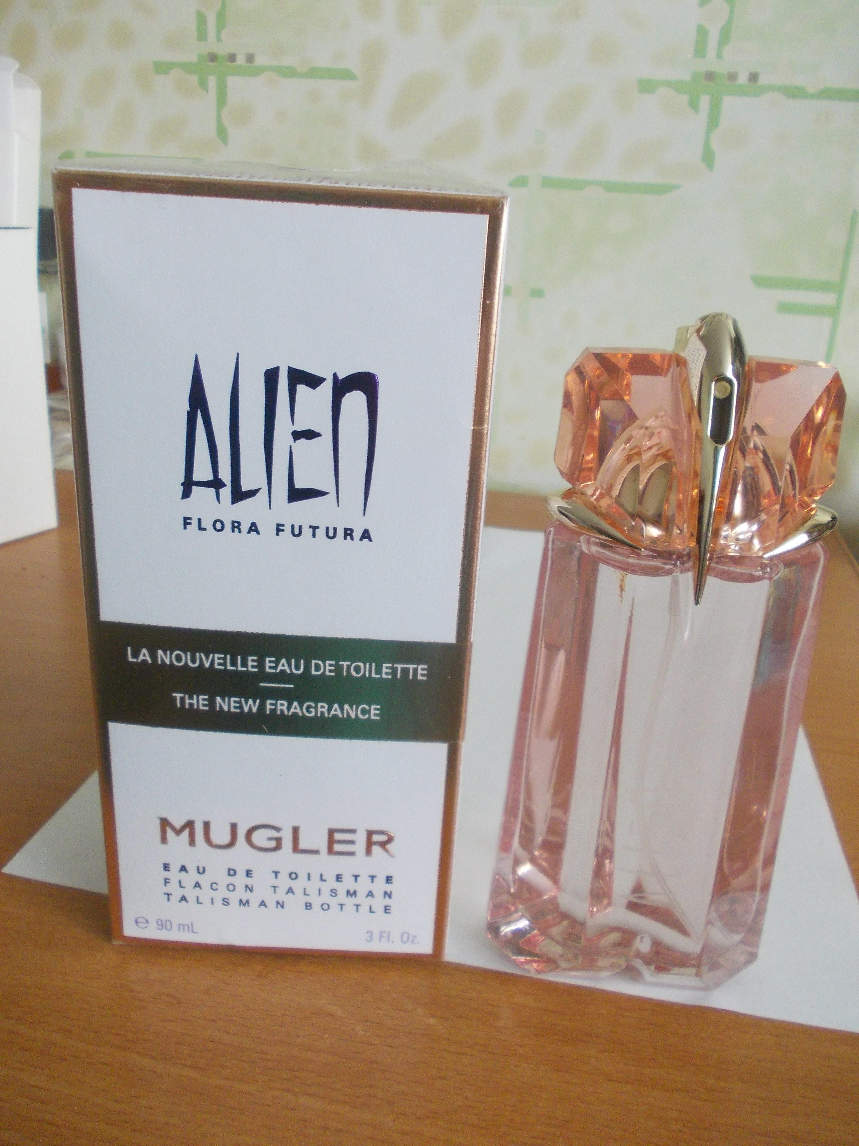 мюглер парфюм женский
