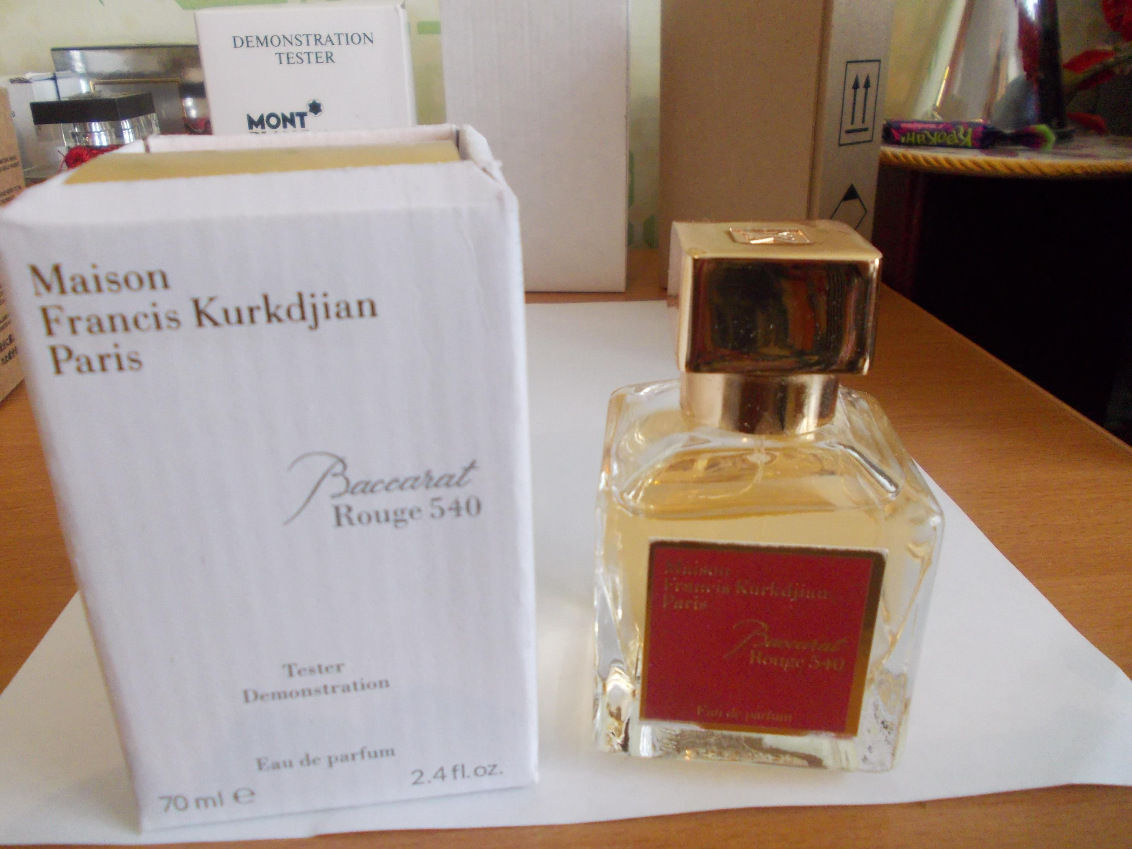 Baccarat Rouge 540 Maison Francis Kurkdjian парфюмерия в красноярске